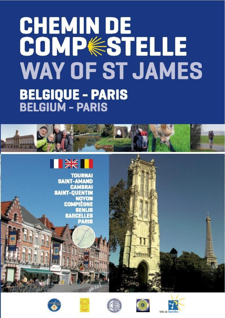 Page de couverture du guide Belgique Paris